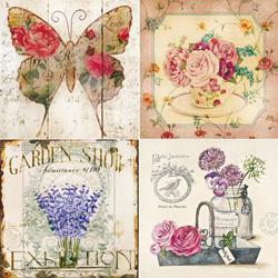 96 5 laminas para sublimacion eqarte - Laminas decorativas vintage ...