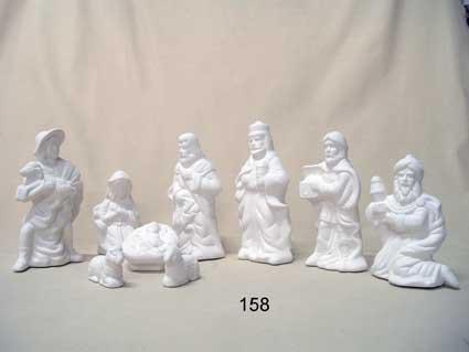 83 bizcocho ceramico navide os for Bizcochos de ceramica
