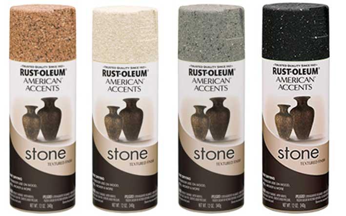 06 pinturas en aerosol rust oleum - Aerosol efecto piedra ...